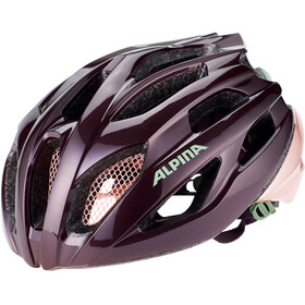 Alpina Fedaia Casque, nightshade